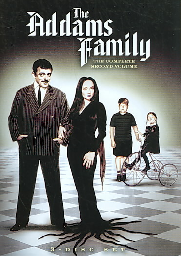 ADDAMS FAMILY VOL 2 BY ADDAMS FAMILY (DVD)